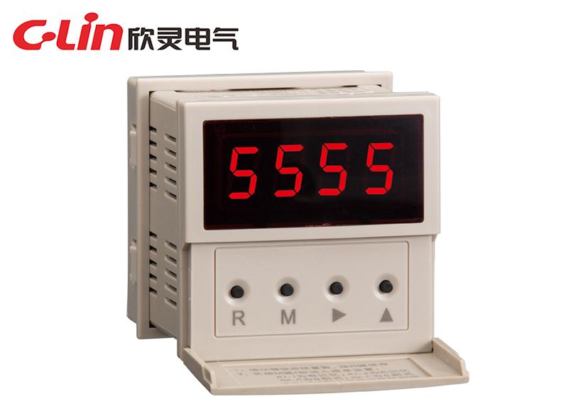 JDM9-4(按键型)计数继电器