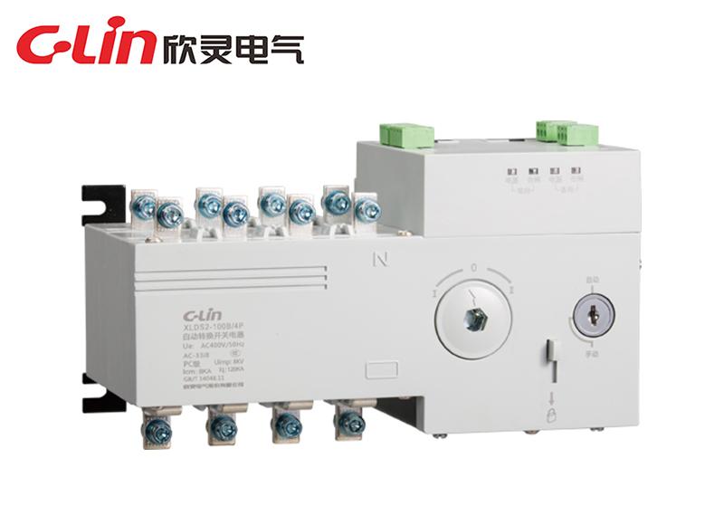 XLDS2系列双电源自动转换开关电器