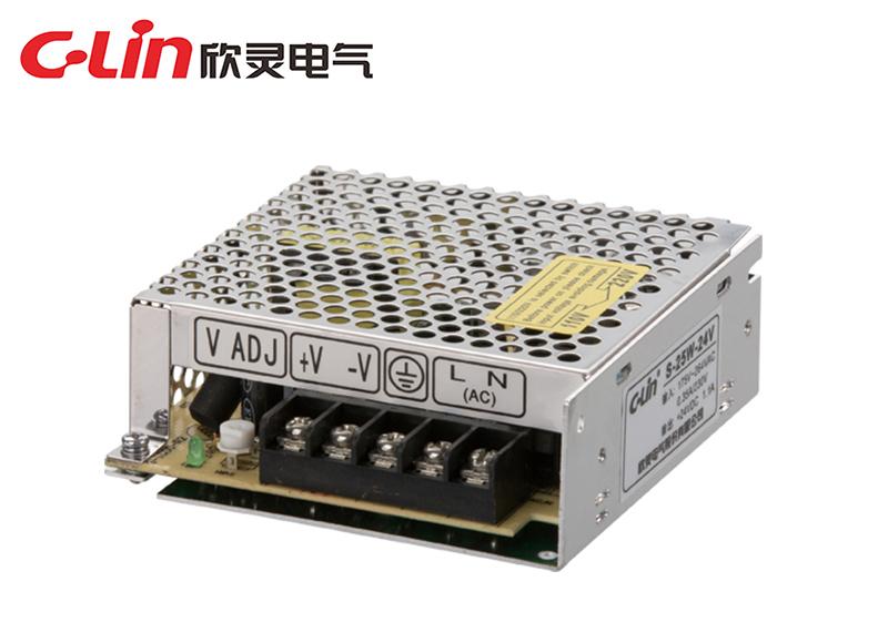 S-15W/25W单组输出通用型开关电源