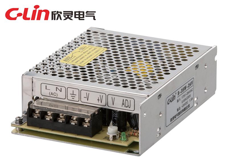 S-35W单组输出通用型开关电源