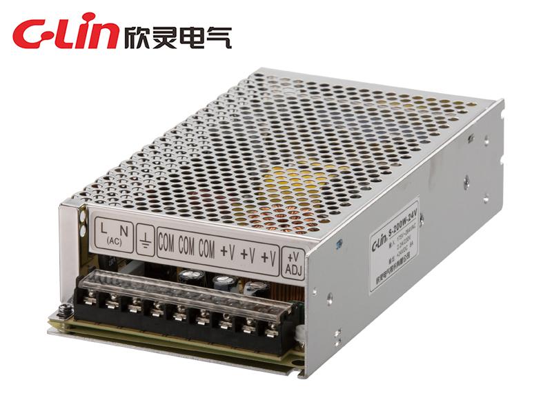 S-150W/200W单组输出通用型开关电源