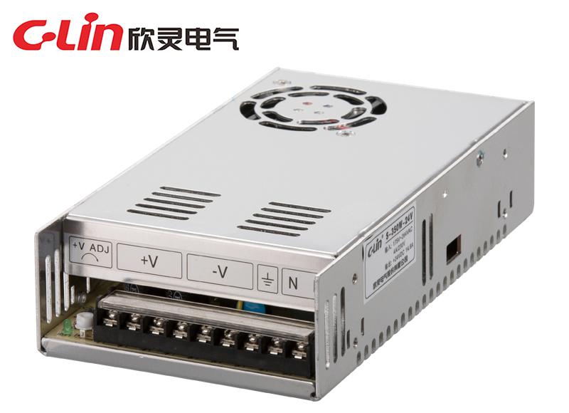 S-350W/400W单组输出通用型开关电源