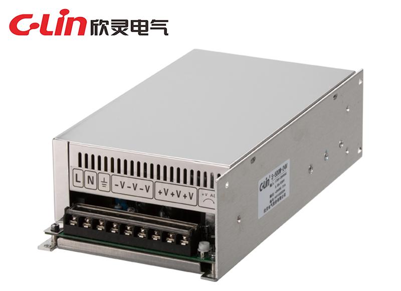 S-500W(新型)/600W单组输出通用型开关电源