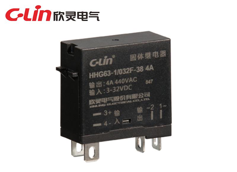 HHG63-1/032F-22、38固体继电器(直流控制直流、直流控制交流)