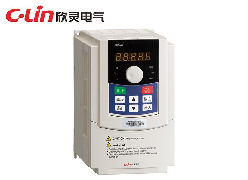 XLP6000-3.7型矢量型变频器