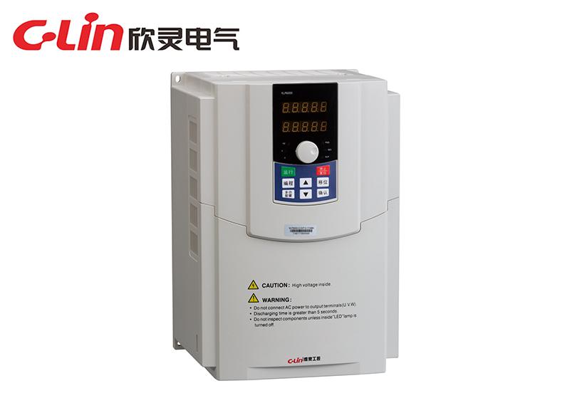 XLP6000-7.5型矢量型变频器(三相220V)