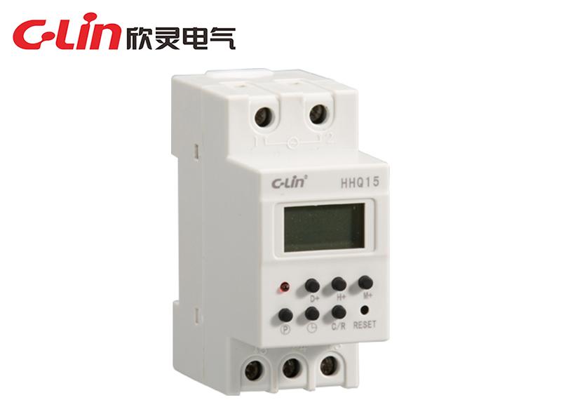 HHQ15(DHC15)时控器(改进型)