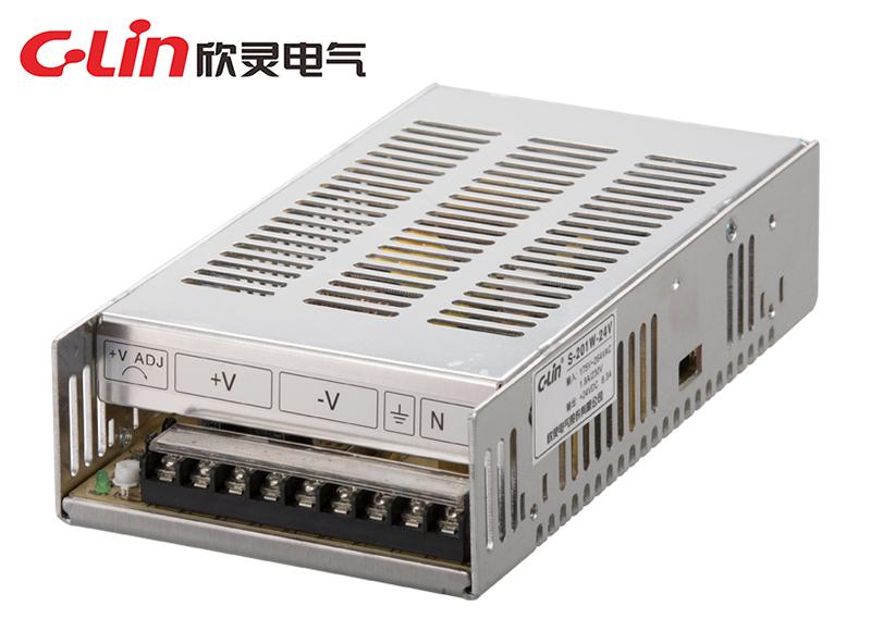 S-201W/250W单组输出通用型开关电源