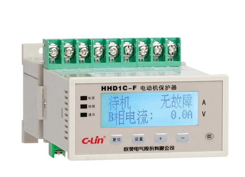 智能型电动机保护监控器