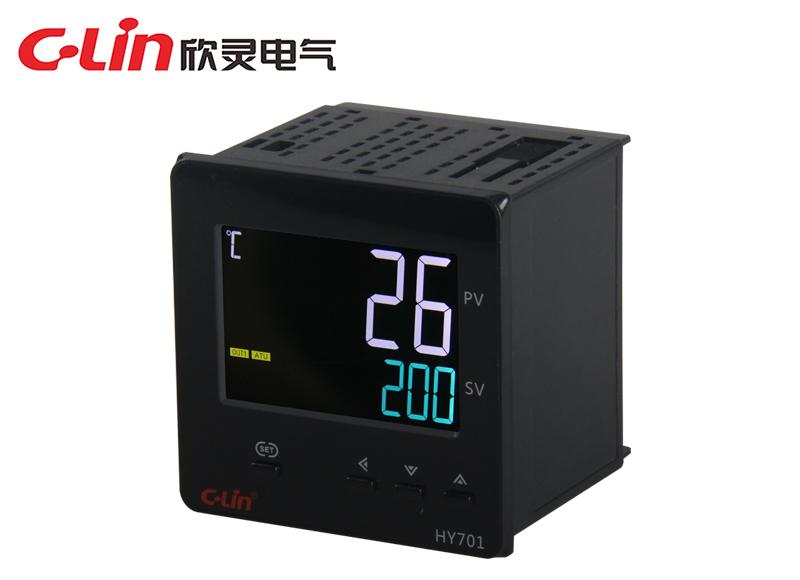 HY701智能液晶温度控制器