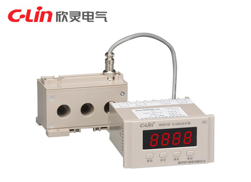 HHD1B-□F电动机保护器(改进型)