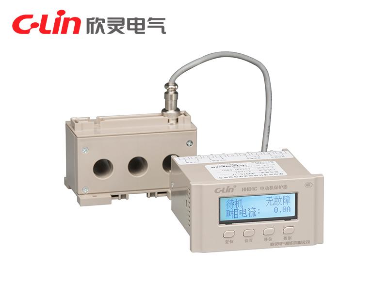 HHD1C-□F电动机保护器(改进型)