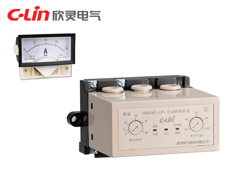 HHD3E-ATPL,APL,BPL,CPL 带电流表驱动电动机保护器