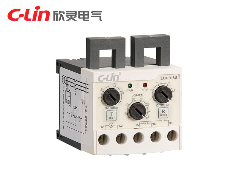 EOCR-SS 05型、30型、60型电动机保护器