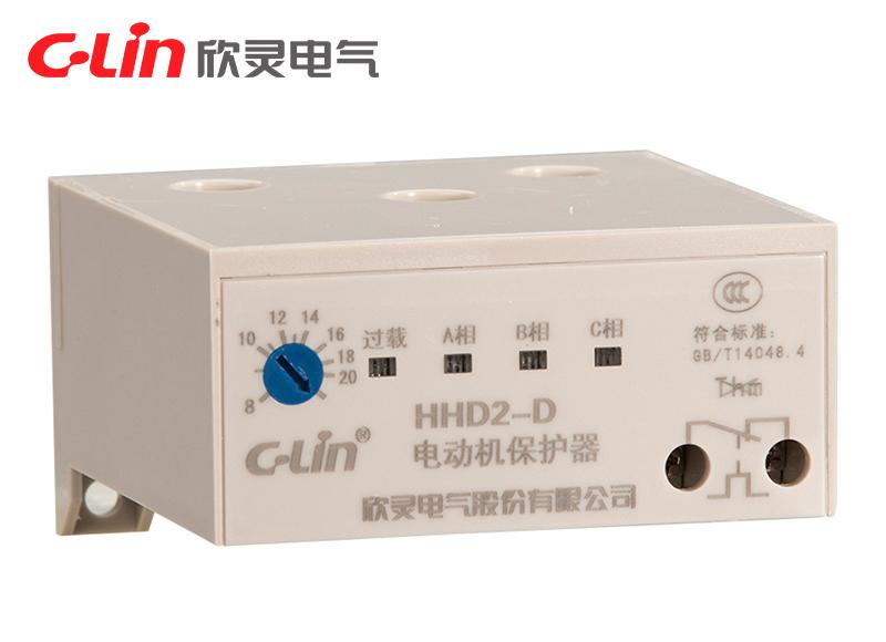 HHD2-A~F无源型电动机保护器