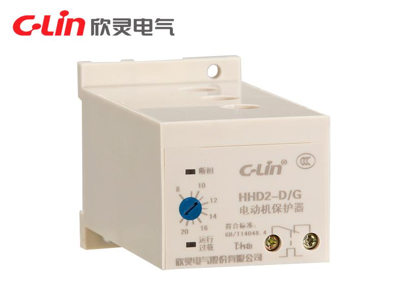 HHD2-A~F/G无源型电动机保护器