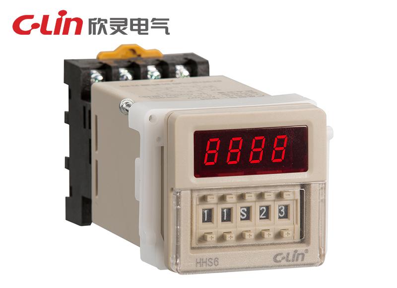 HHS6时间继电器(改进型)