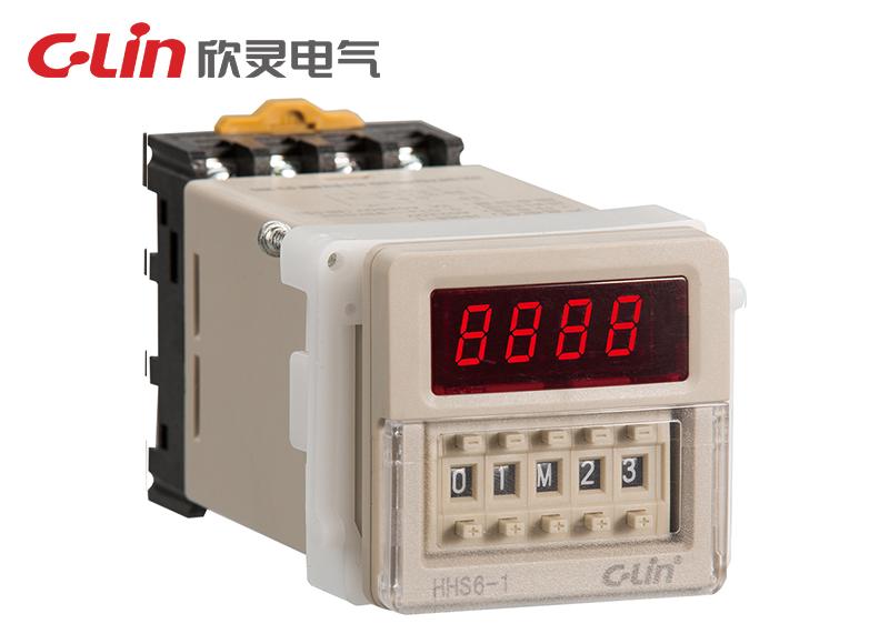 HHS6-1时间继电器