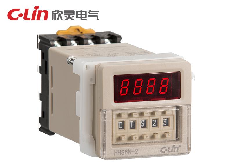 HHS6N-2时间继电器