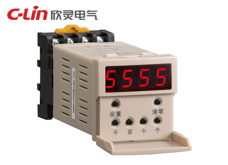 HHJ1(配底座)计数继电器