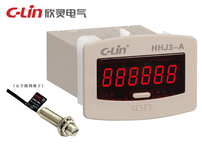 HHJ3-A计数器