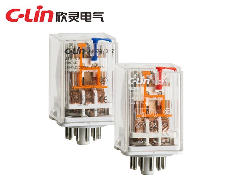 HHC70/3 (MK 3P)大功率电磁继电器