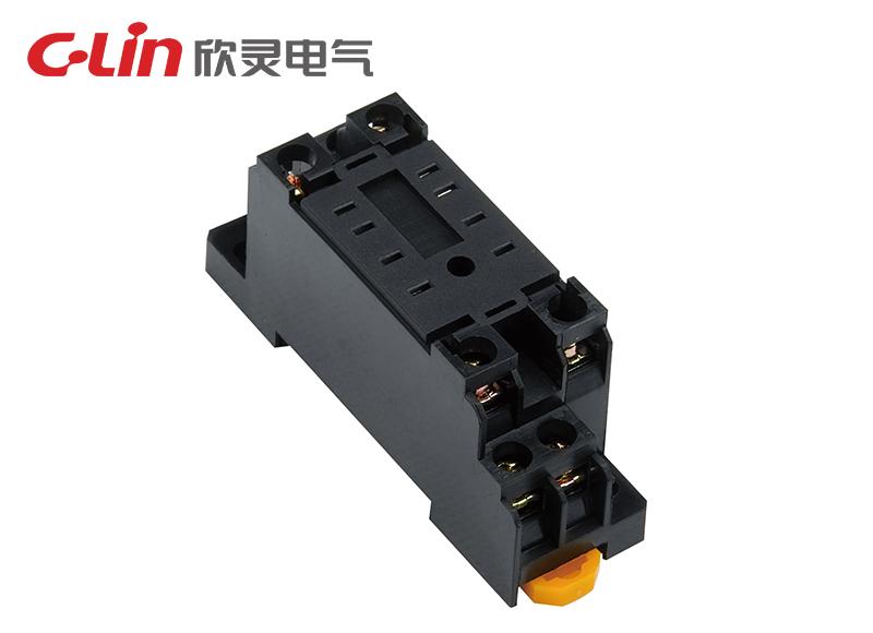 PYF08A1 插座 、PYF08A-E1 插座