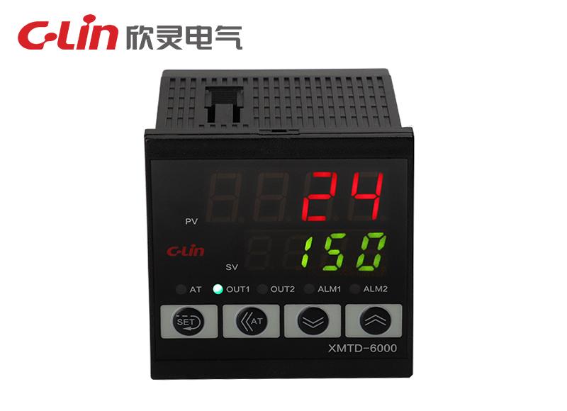 XMTD-6000系列智能温度控制仪