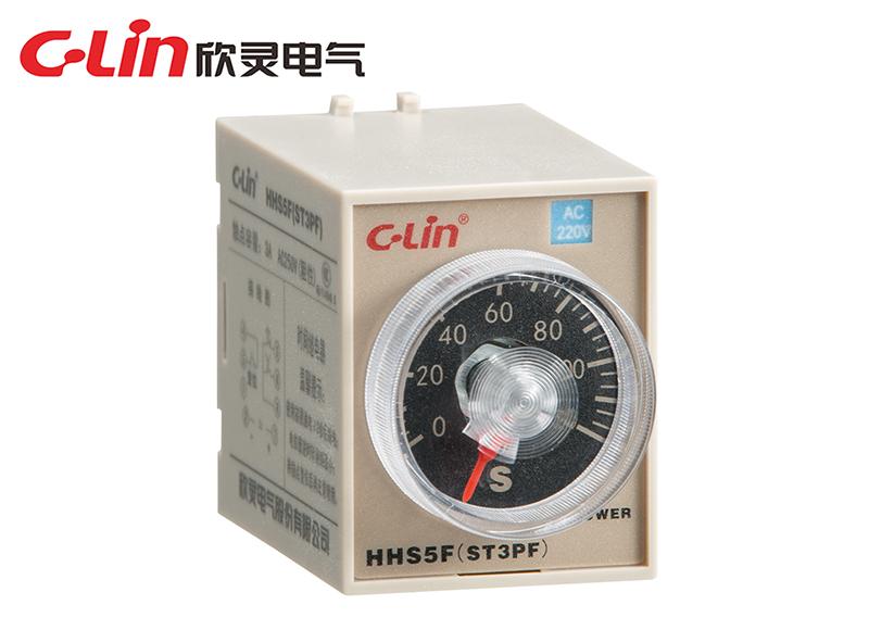 HHS5F(ST3PF)时间继电器
