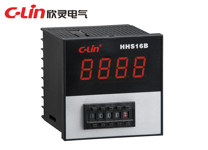 HHS16B时间继电器