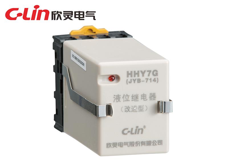 HHY7G/7P(JYB-714供水型/排水型)液位继电器
