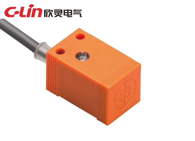 LJE17-B角柱型电感式接近开关