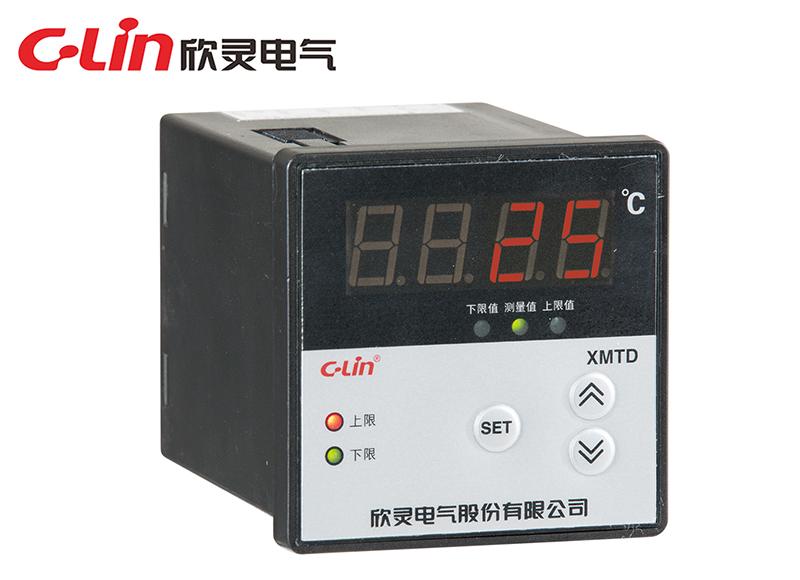XMTD-2201/2202/2201F/2202F(改进型)数显温度控制仪