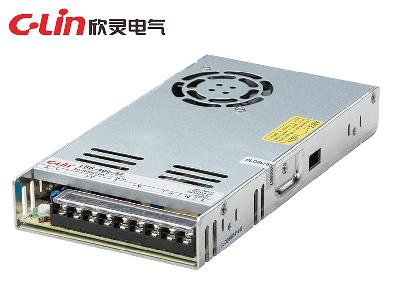 LRS-350W/400W单组输出超薄开关电源