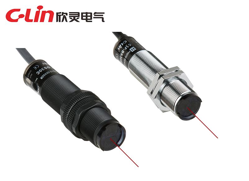 C5F/C5FJ-DS30(可视激光) 光电开关