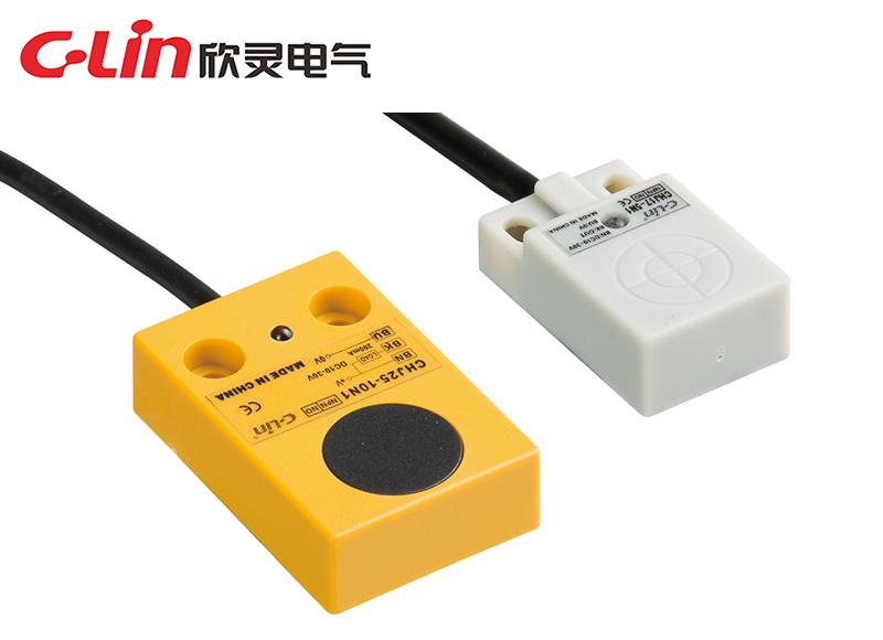 CHJ17、CHJ25扁平型电感式接近开关