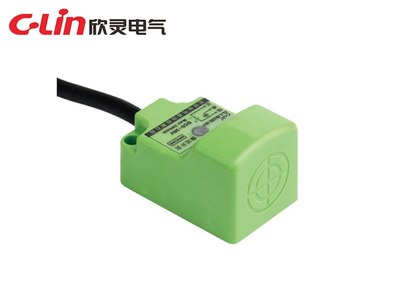 LJB25M、LJB40M角柱型电感式接近开关