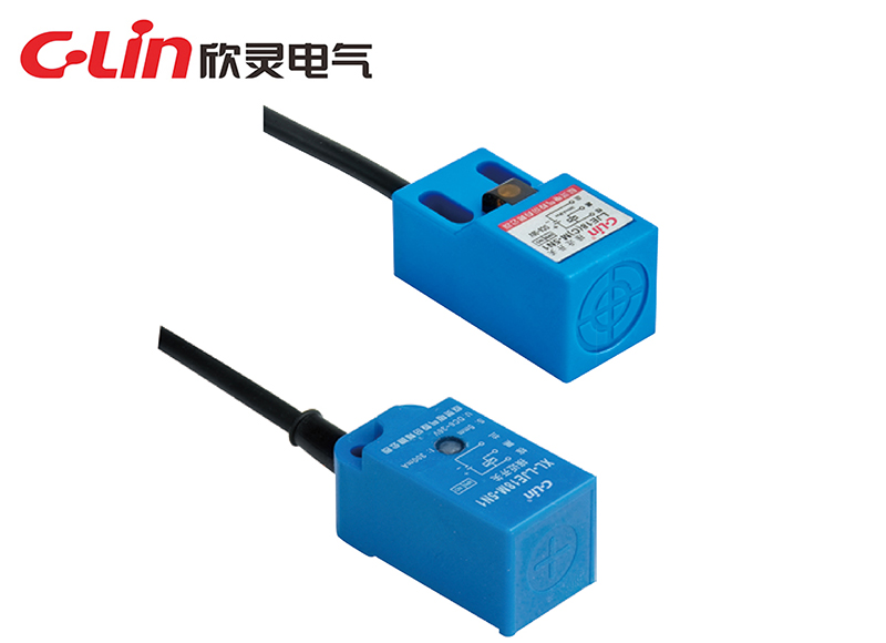 LJE18M、LJE18CM 角柱型电感式接近开关
