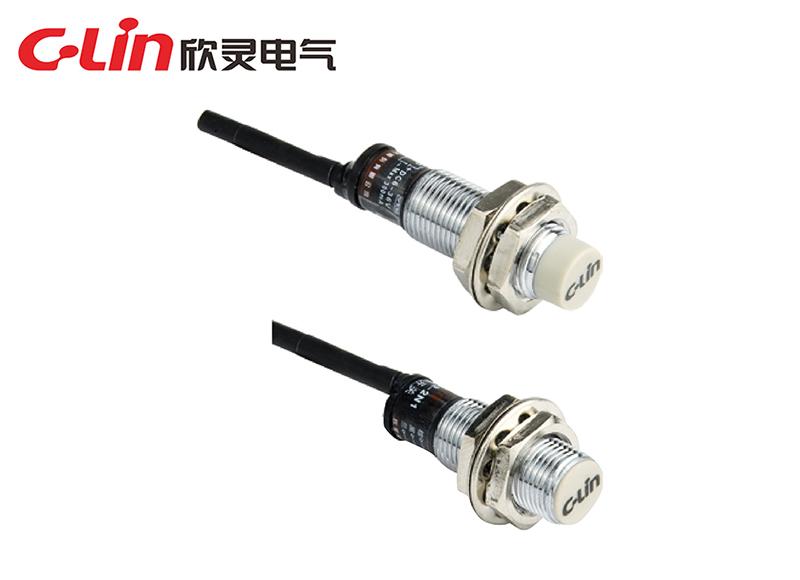 LJM12短圆柱型电感式接近开关