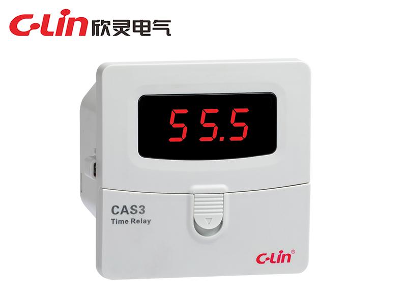 CAS3-JS数显时间继电器