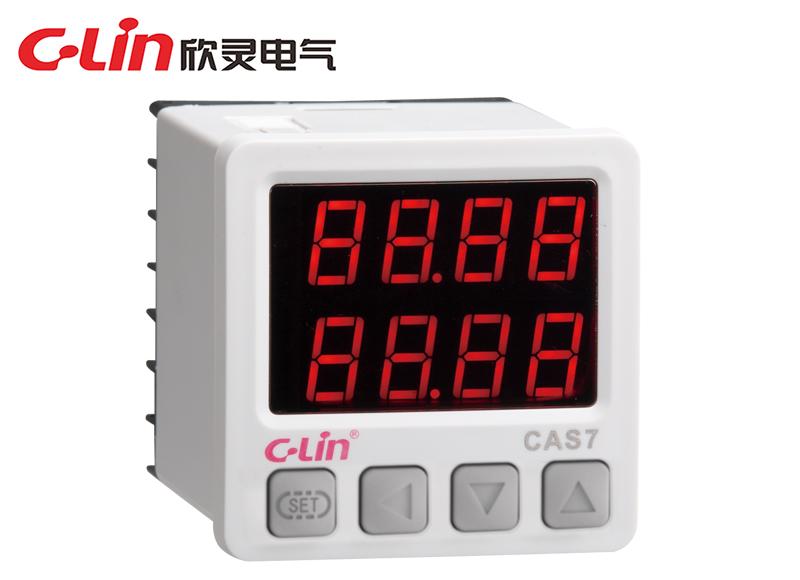 CAS7-M27MT41智能型时间继电器