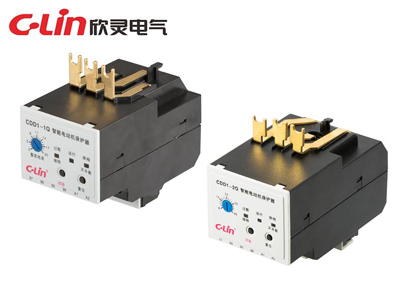 CDD1-□、CDD1- □Q系列电动机保护器
