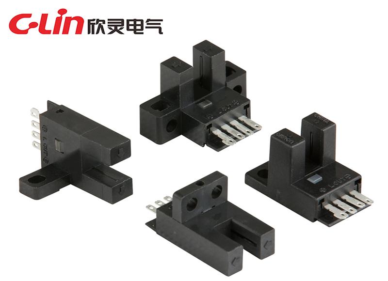 CX671/672/673/674凹槽型接插件式光电开关