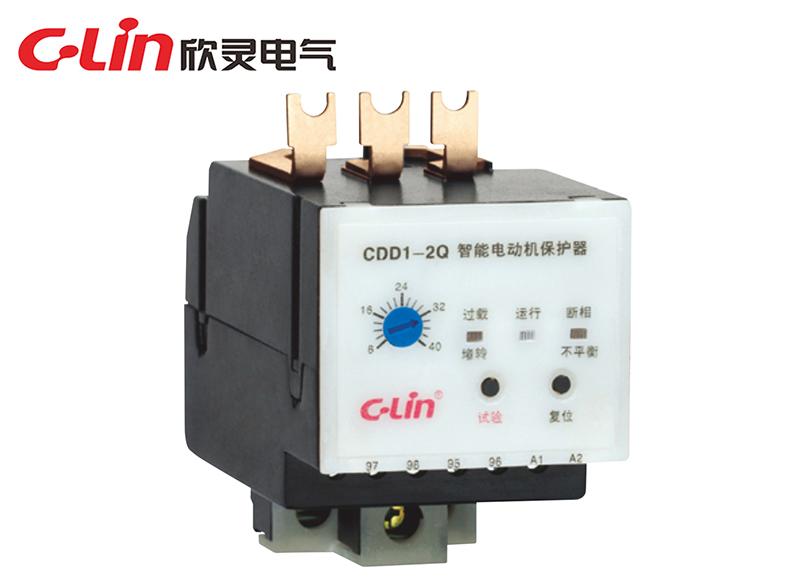 CDD1-1Q、2Q 智能电动机保护器