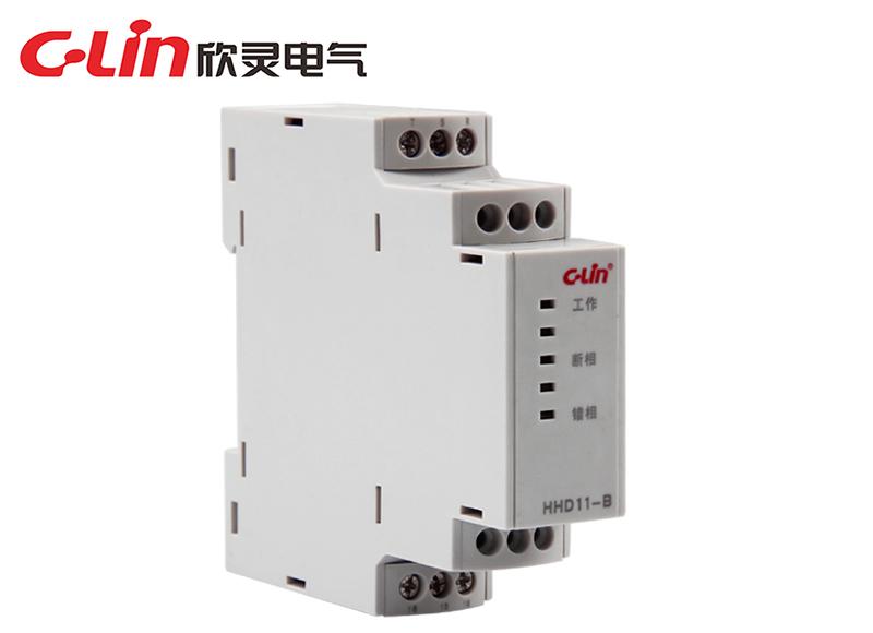 HHD11-B断相相序保护继电器