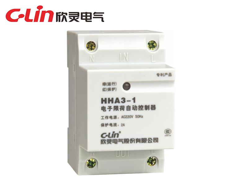 HHA3-1 电子限荷自动控制器