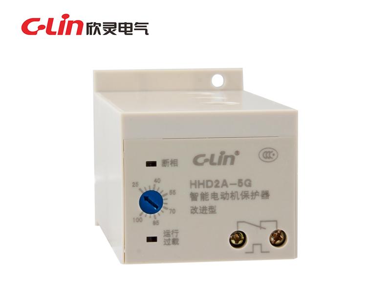 HHD2A-1G~5G无源型智能电动机保护器
