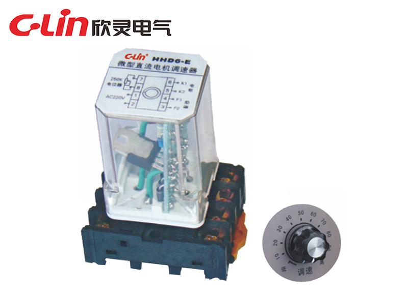 HHD6-E 微型直流电机调速器