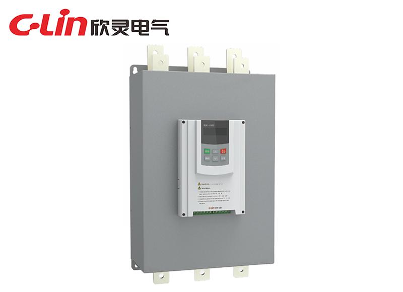 XLR5000-450型中文智能软起动器