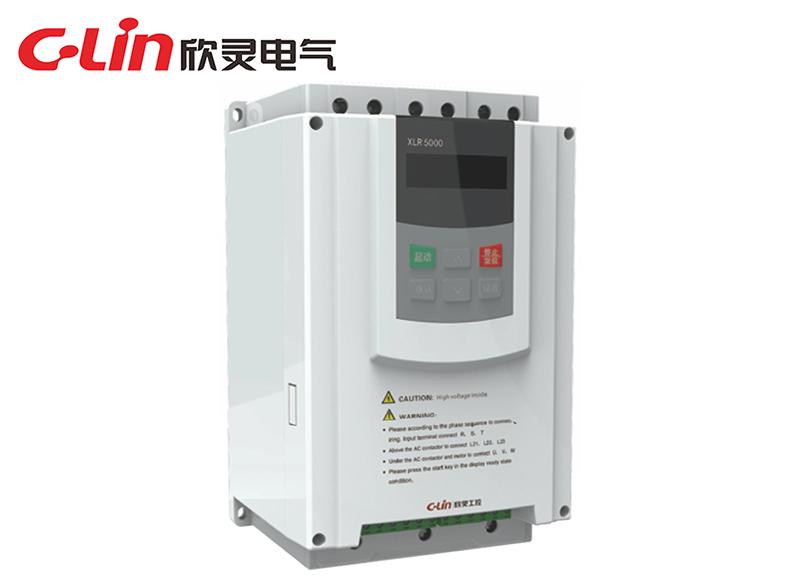 XLR5000-55型中文智能软起动器